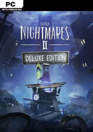 Little Nightmares 2 Механики
